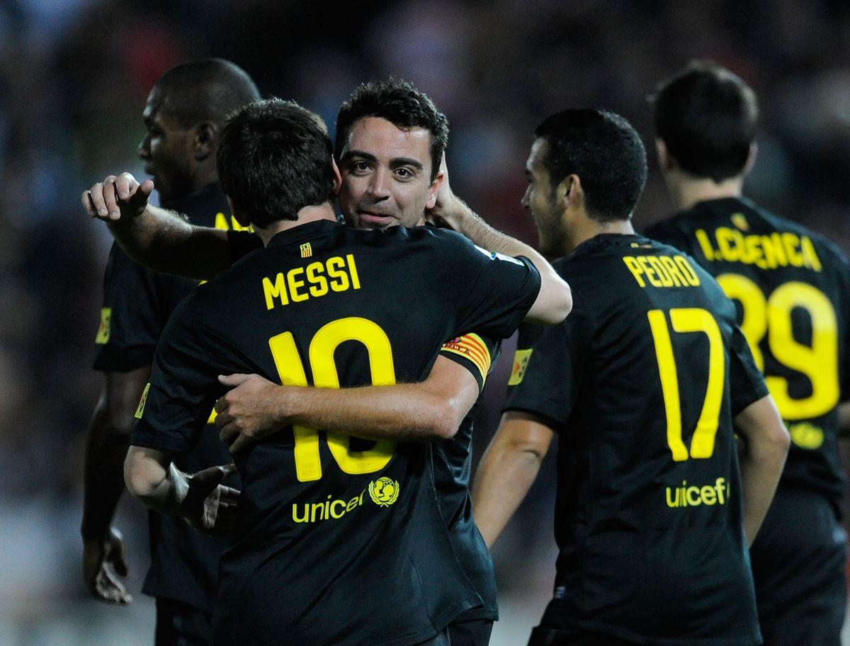 Granada CF V FC Barcelona - Liga BBVA
