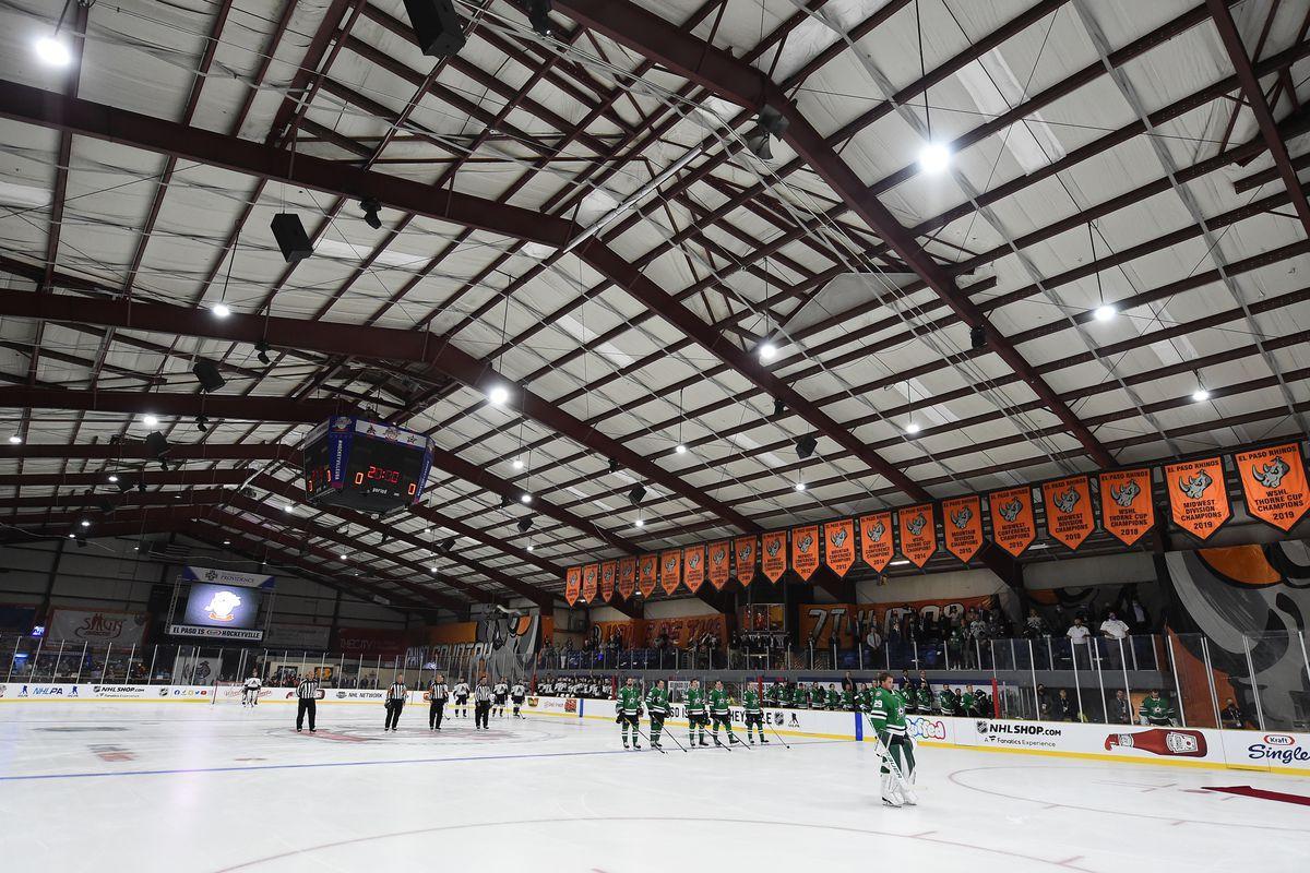 NHL Kraft Hockeyville USA - Arizona Coyotes v Dallas Stars