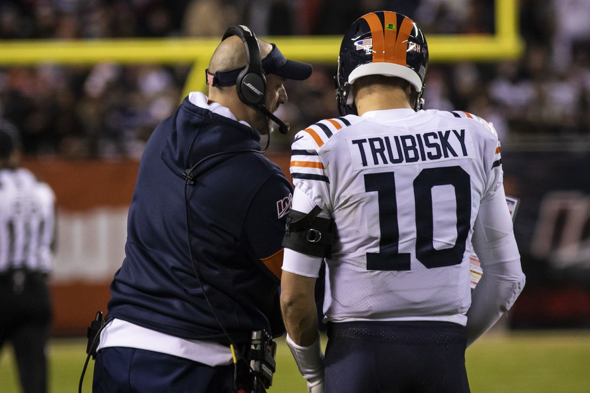 The Bears did not pick up quarterback Mitch Trubisky's fifth-year option.