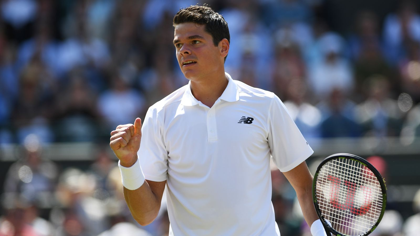 How to watch Roger Federer vs Milos Raonic Match LIVE