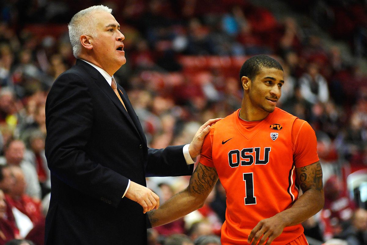 oregon state releases men's basketball schedule - building the dam