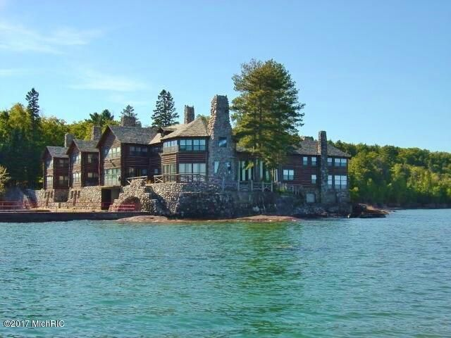 The most expensive homes for sale in Michigan, mapped - Curbed Detroit