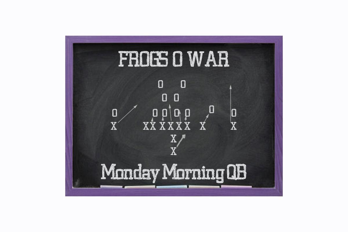 Monday Morning Quarterback
