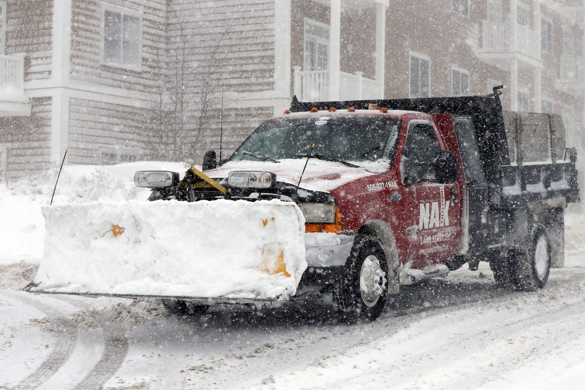 Our podcast is great for when you're in a snow plow truck for 10 hours. Just saying.