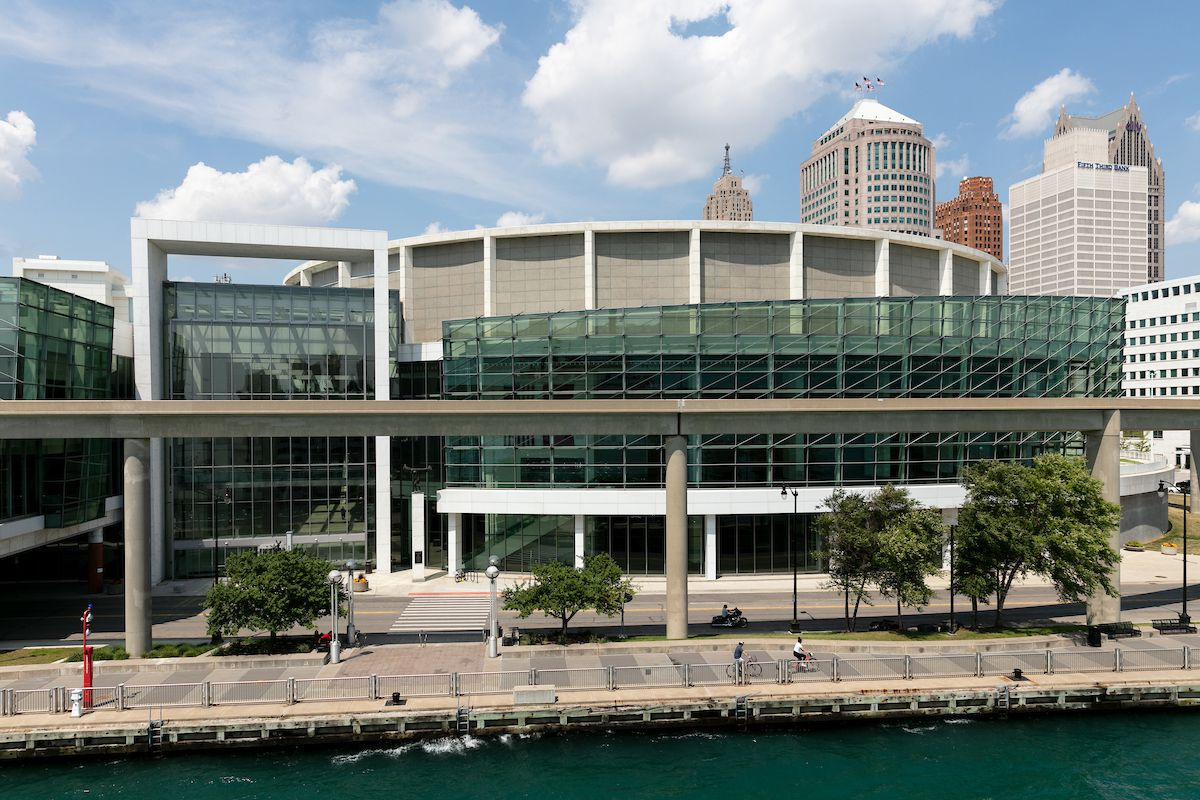 Cobo Center to be renamed this year - Curbed Detroit