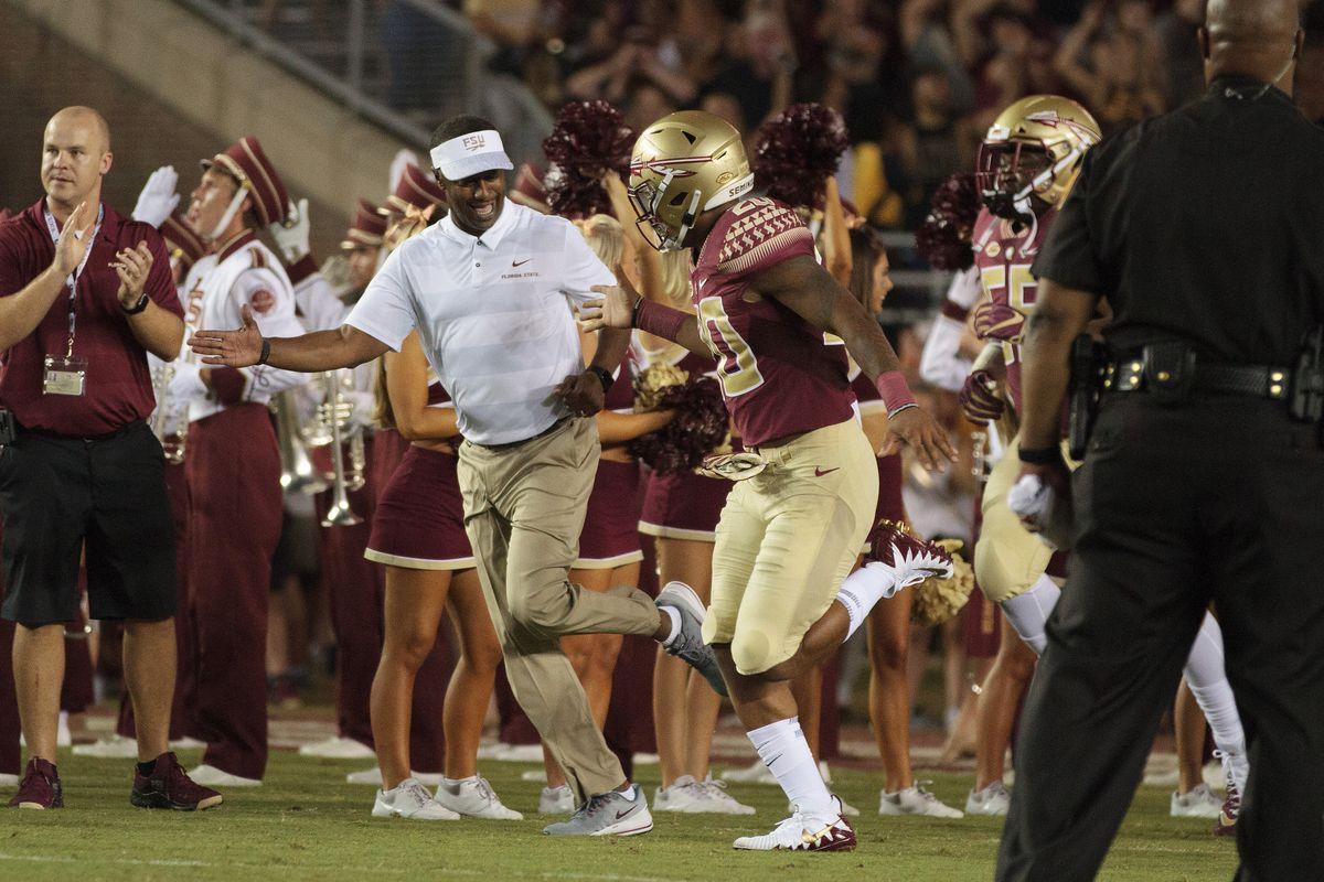COLLEGE FOOTBALL: SEP 08 Samford at Florida State