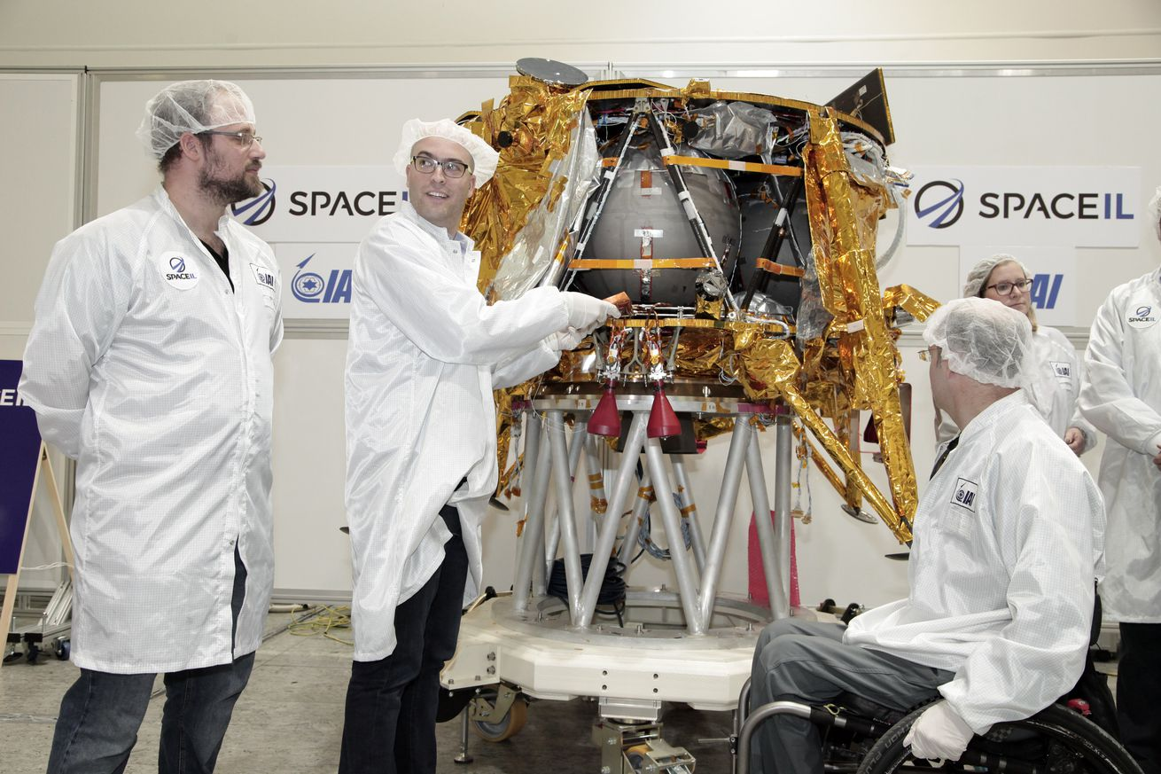 israeli spacecraft poised to become first privately funded lander on the moon