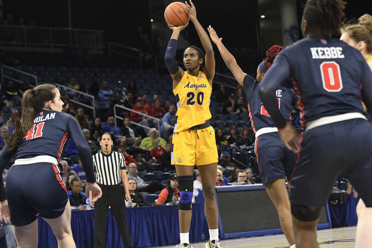 NCAA Womens Basketball: Big East Conference Tournament-Marquette vs St. John
