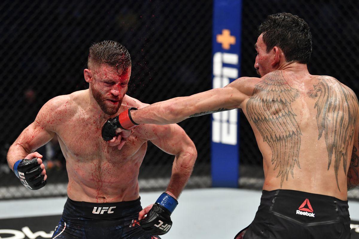 UFC Fight Night: Holloway v Kattar