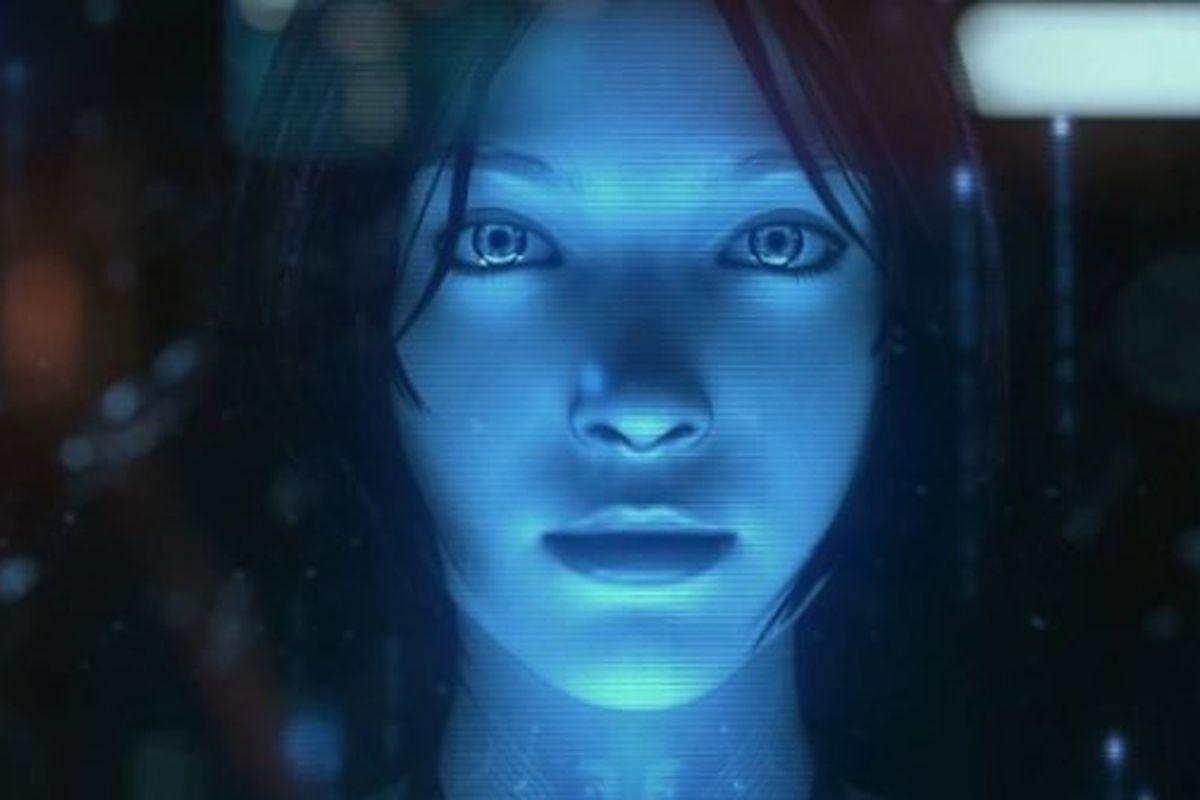 Report Cortana Actress To Voice Microsoft S Siri Like Voice