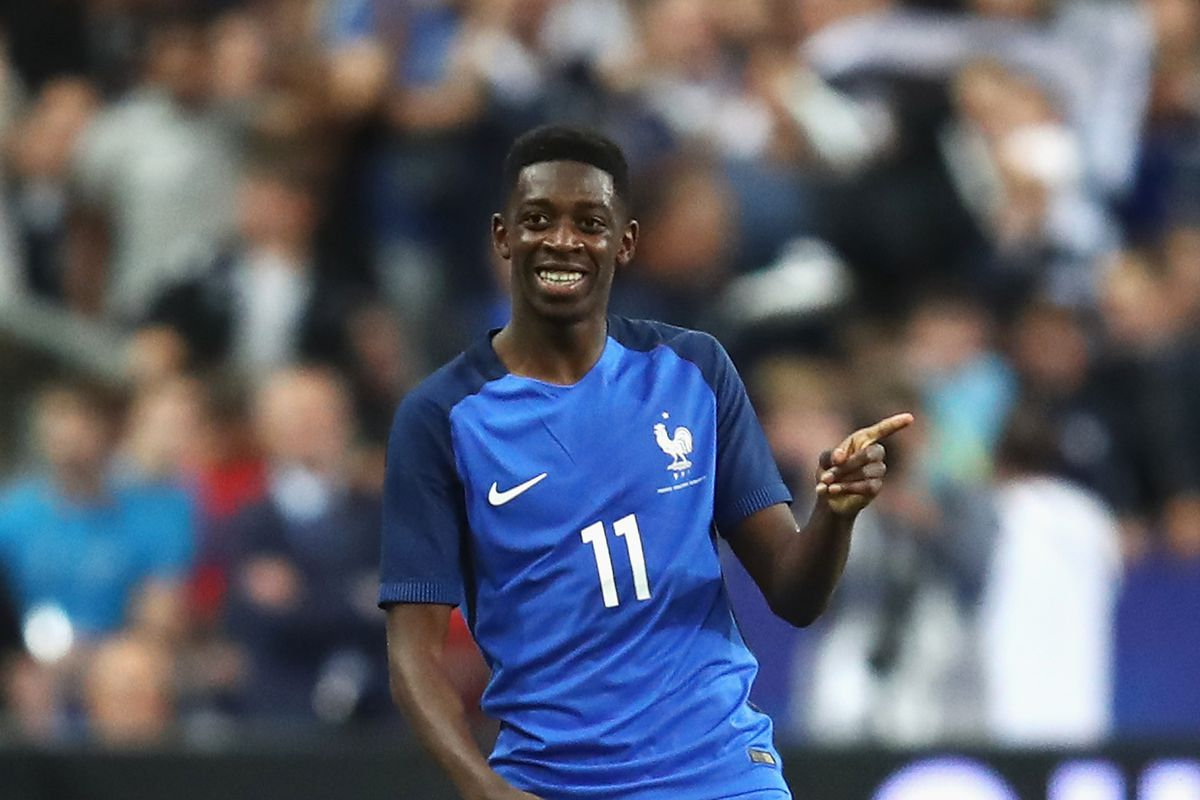 Image result for Dembele world cup