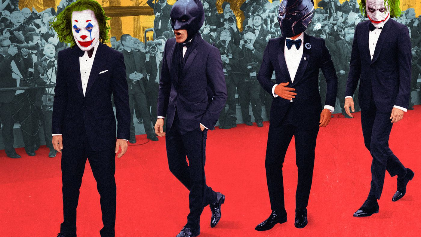 The Journey of Superhero Movies at the Oscars, Told Through the Joker