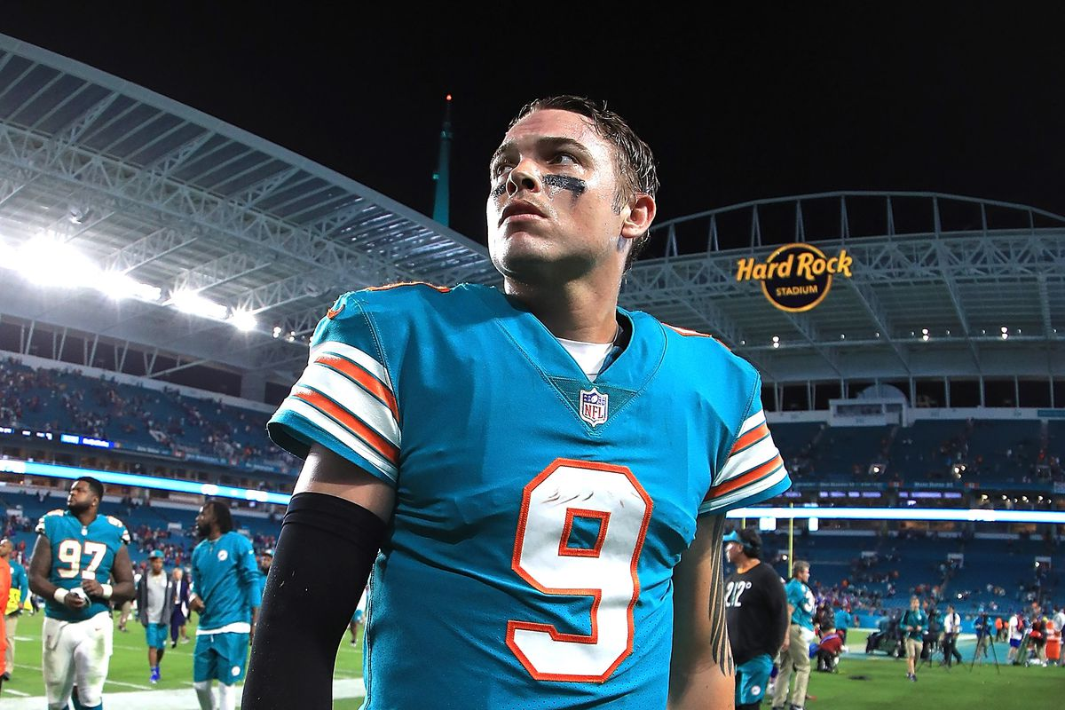 The Splash Zone 5/11/18: Is David Fales The Miami Dolphins Answer At ...