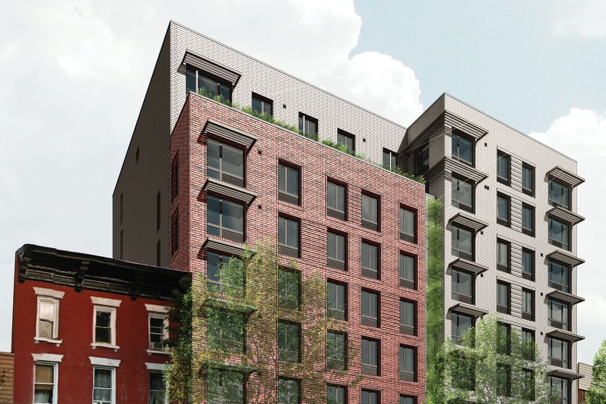 In Williamsburg New Affordable Apartments Will Rent From 670 Month