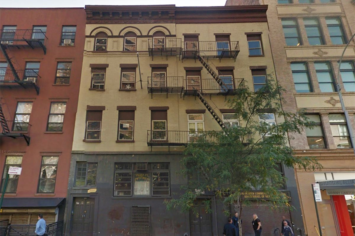 180 Year Old Lower East Side Tenements Are Being Demolished
