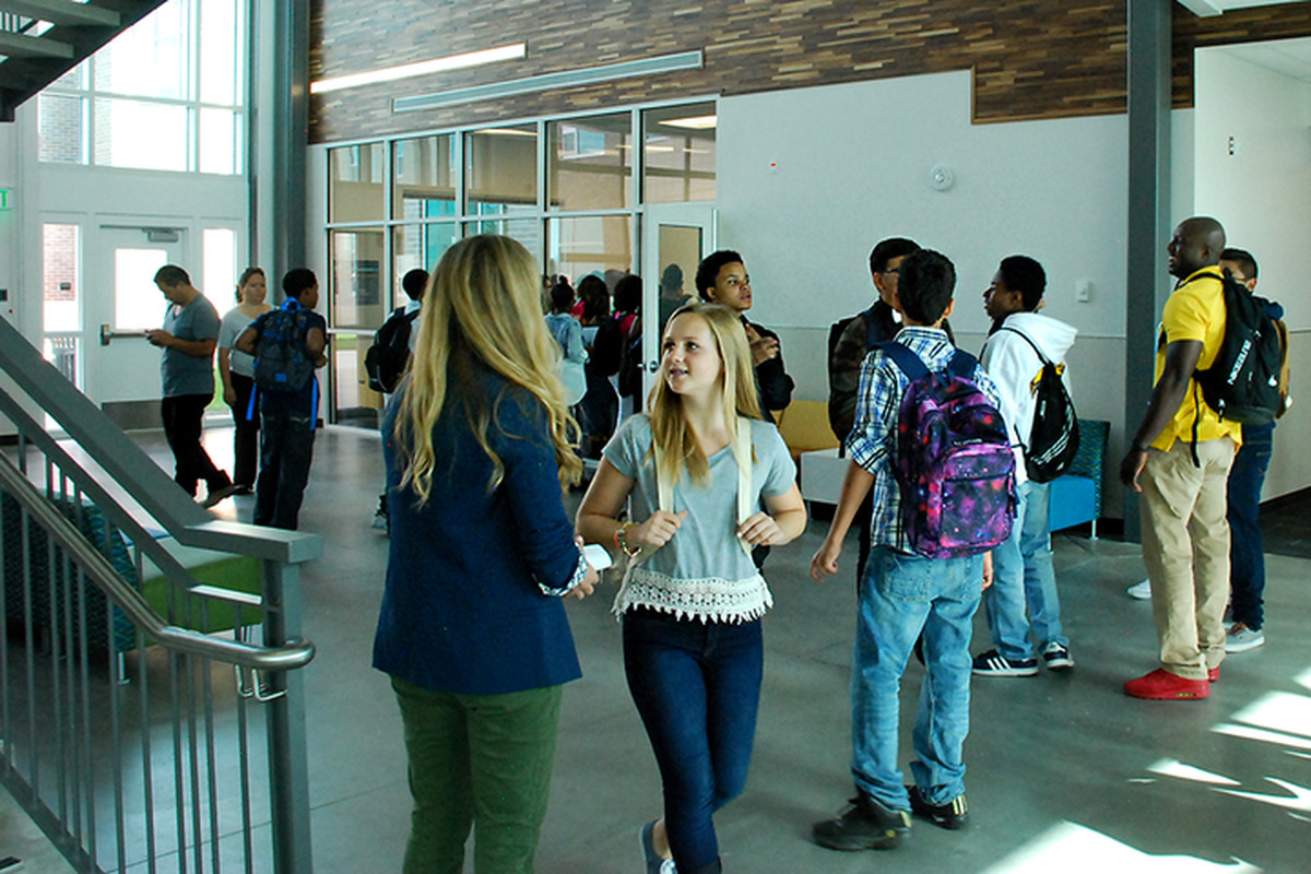 Northfield High School opened in fall 2015 with about 200 freshmen.