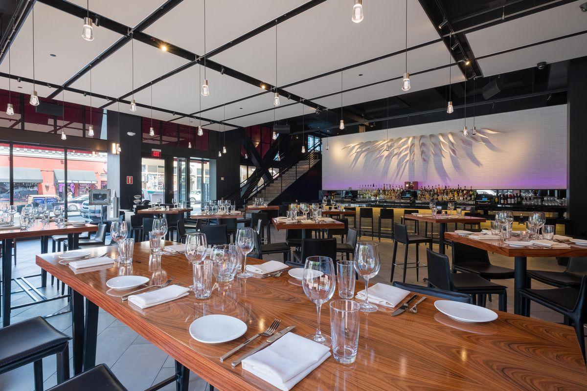 Go Inside The Gaslamp S Swanky New Steakhouse Eater San Diego