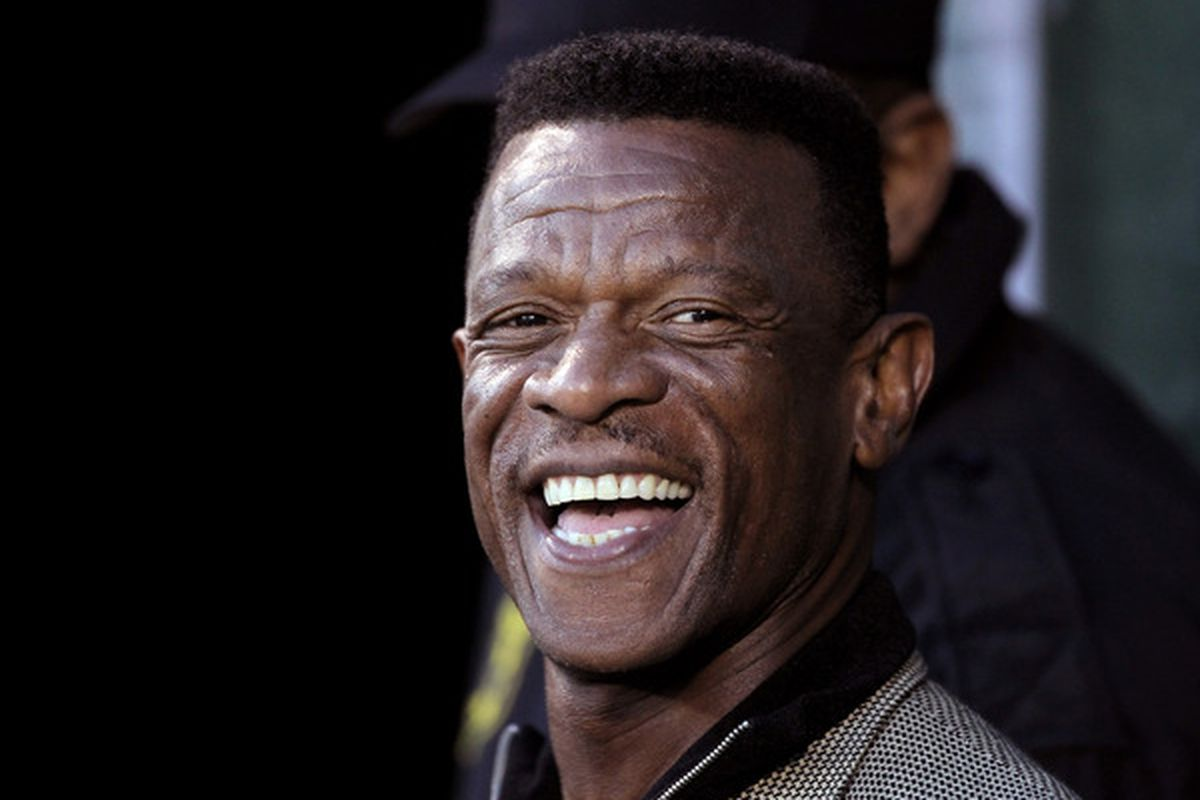 We don't need a reason to have a picture of Rickey.  (Photo by Ezra Shaw/Getty Images)