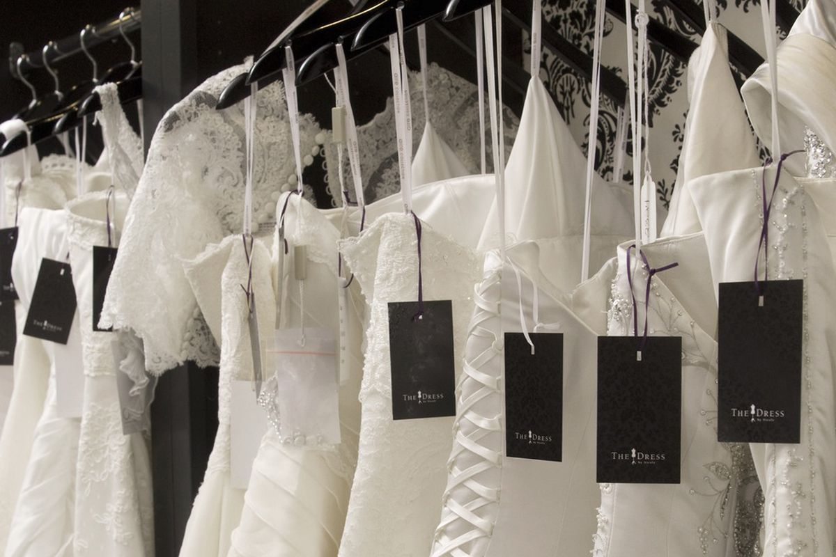 Hey brides two wedding gown sample sales coming up soon for Sample wedding dresses chicago