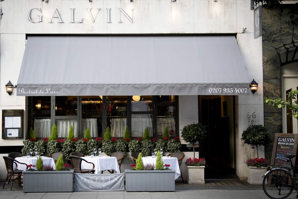 Facade De Restaurant french 'classicists' the galvin brothers will close baker street