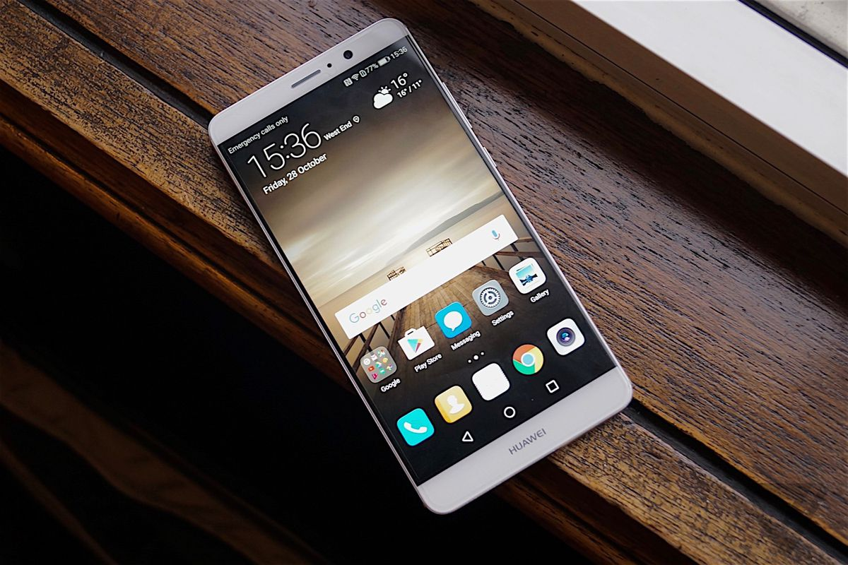 The Mate 9 is Huawei's latest behemoth flagship and it's coming to