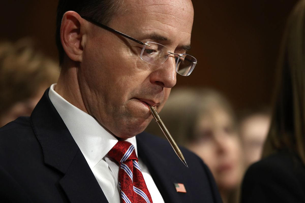 Senate Judiciary Cmte Holds Confirmation Hearing For Deputy Attorney General