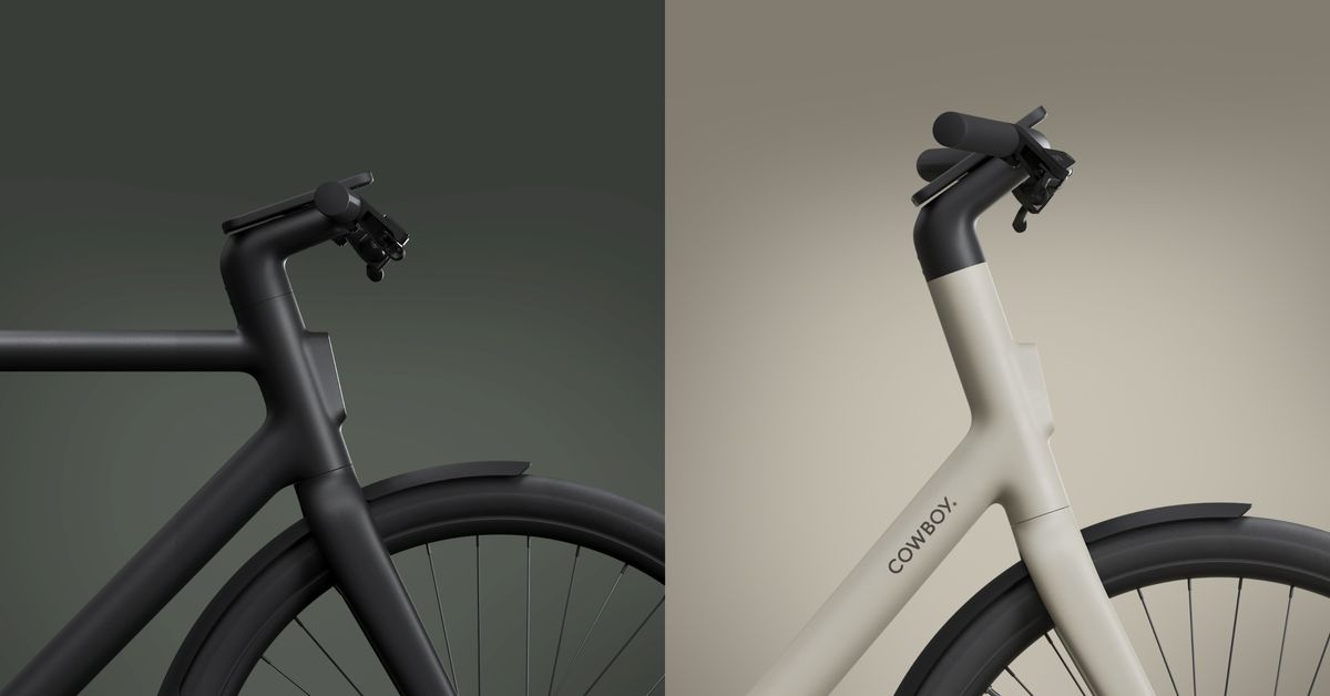 Cowboy's improved C4 electric bike launches alongside first step-through model - The Verge
