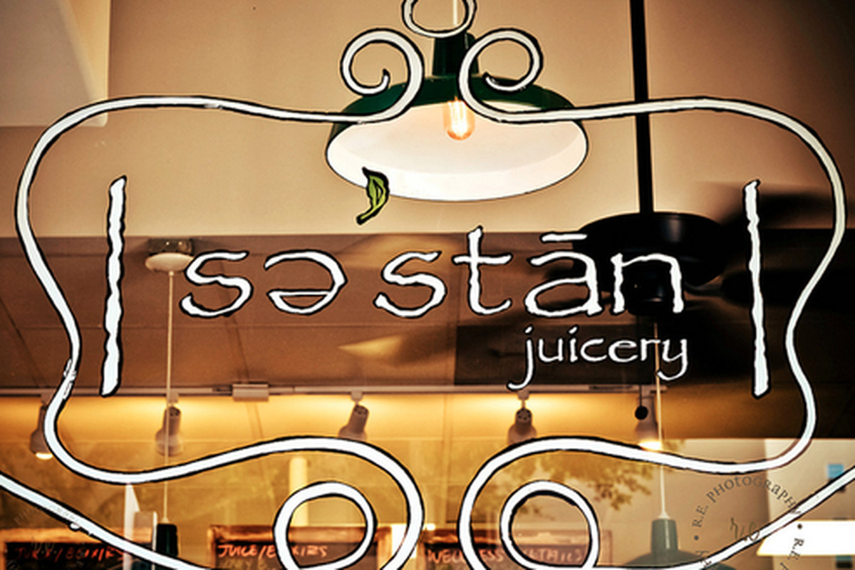 Sustain Juicery, Downtown.