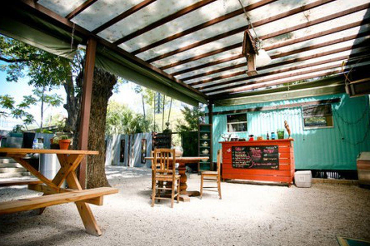 Cazamance Cafe