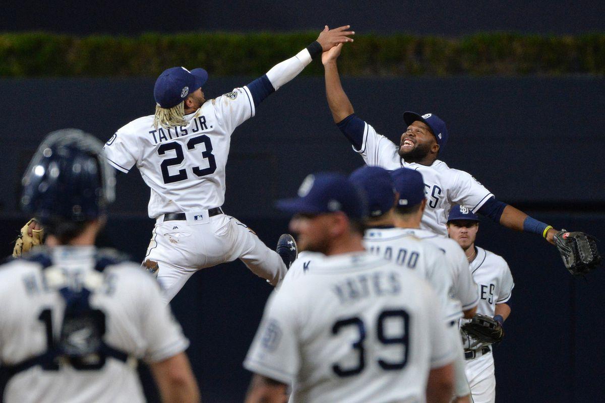 MLB: Seattle Mariners at San Diego Padres
