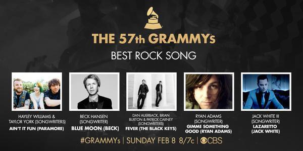 best rock song