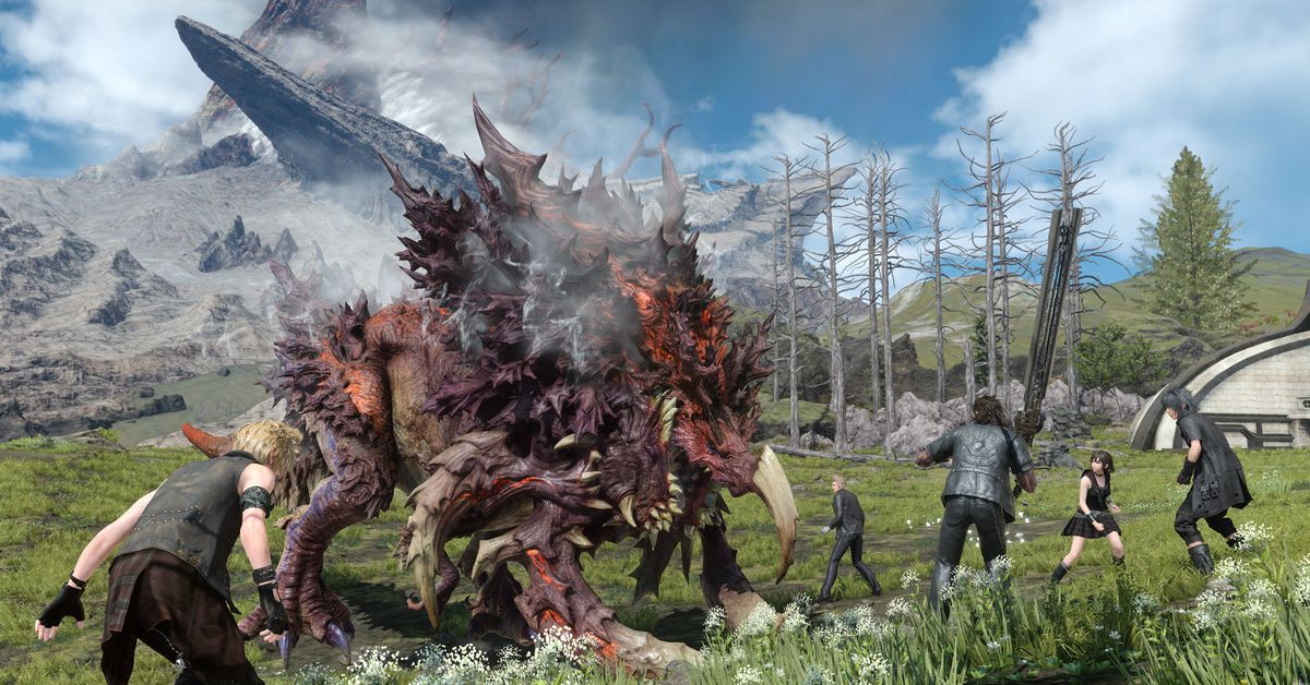 Final Fantasy 15 Royal Edition, Windows Edition launch in March