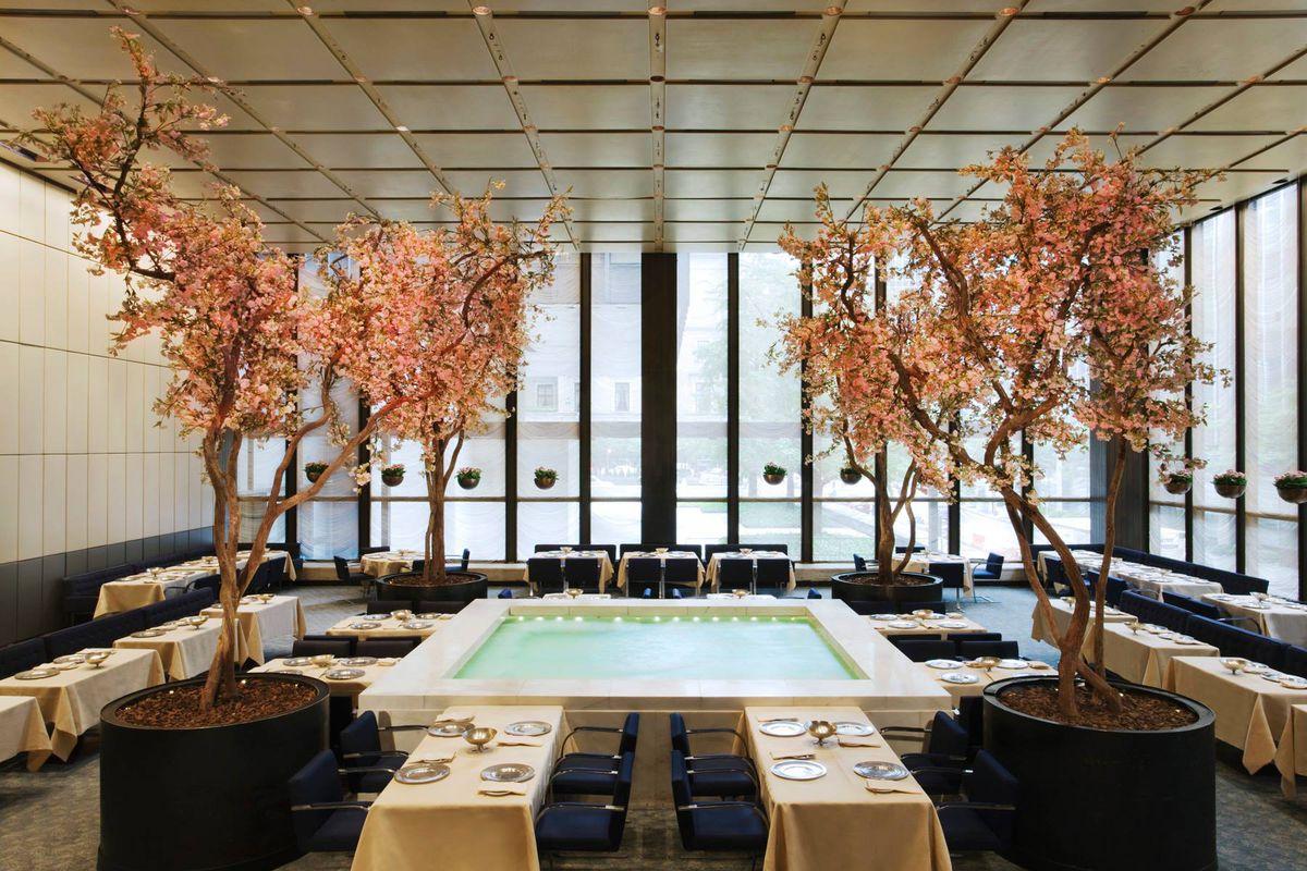 The Four Seasons Restaurant