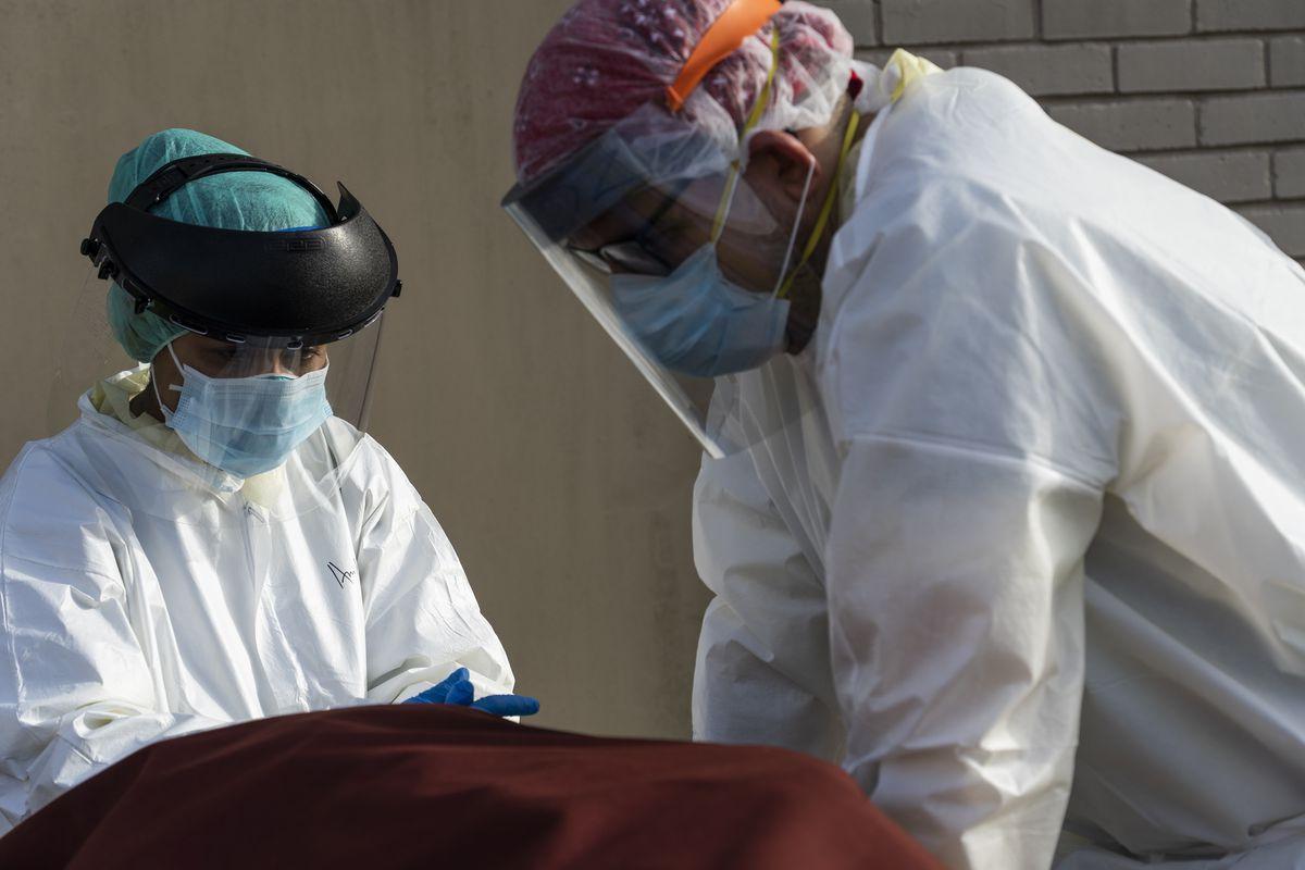 Texas Hastaneler Devletin Dalgalanma İle Corona Durumlarda Baş
