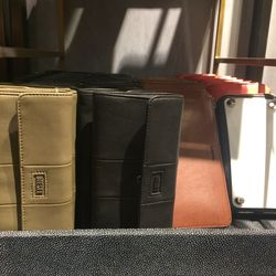 Wallets, individually priced