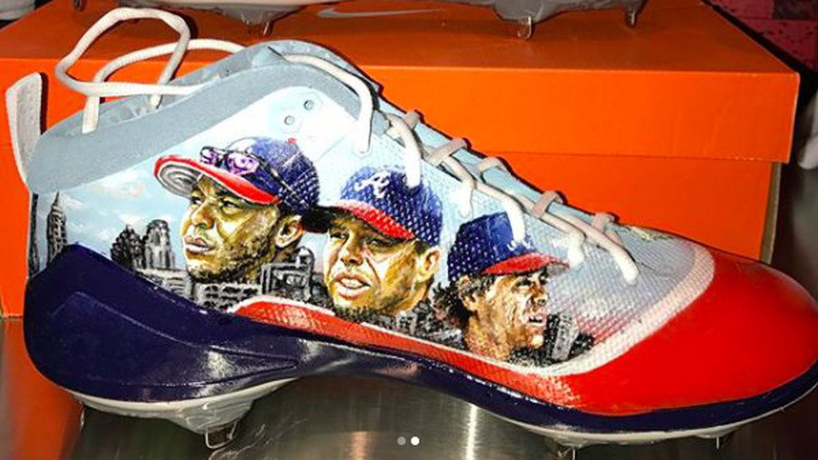 part be cleats Players the MLB Weekend might The best of