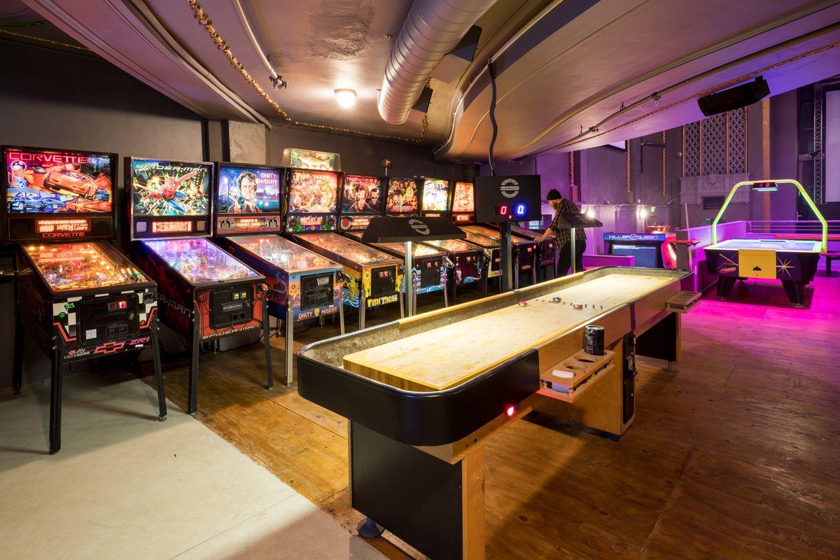 enter emporium an arcade bar and venue in a long vacant divisadero