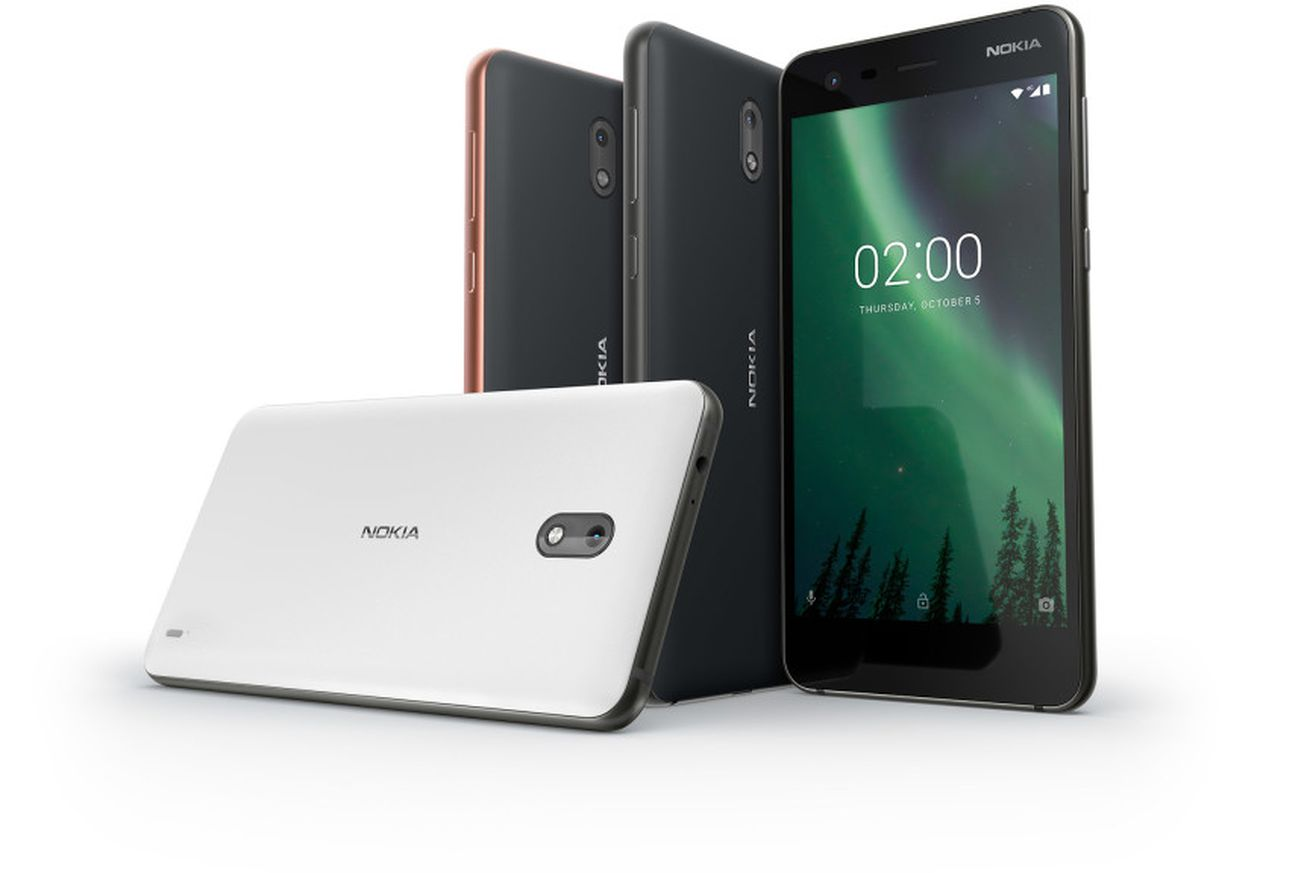 The $100 Nokia 2 is available in the US today