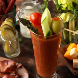 Eleven City Diner Bloody Mary