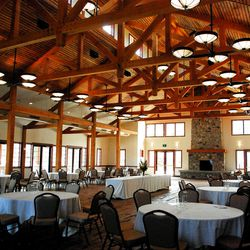 The newest addition to This Is the Place Heritage Park is a spacious, woodsy multipurpose meeting and reception venue, The Garden Place at Heritage Park.