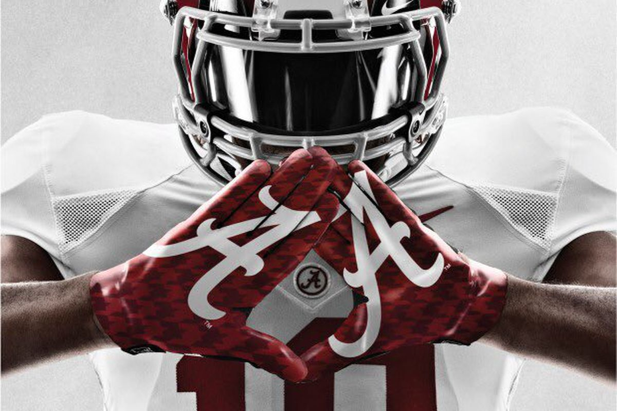 University Of Alabama Football Schedule 2017 >> One Day 'Til Alabama Football: Every season begins with one... - Roll 'Bama Roll