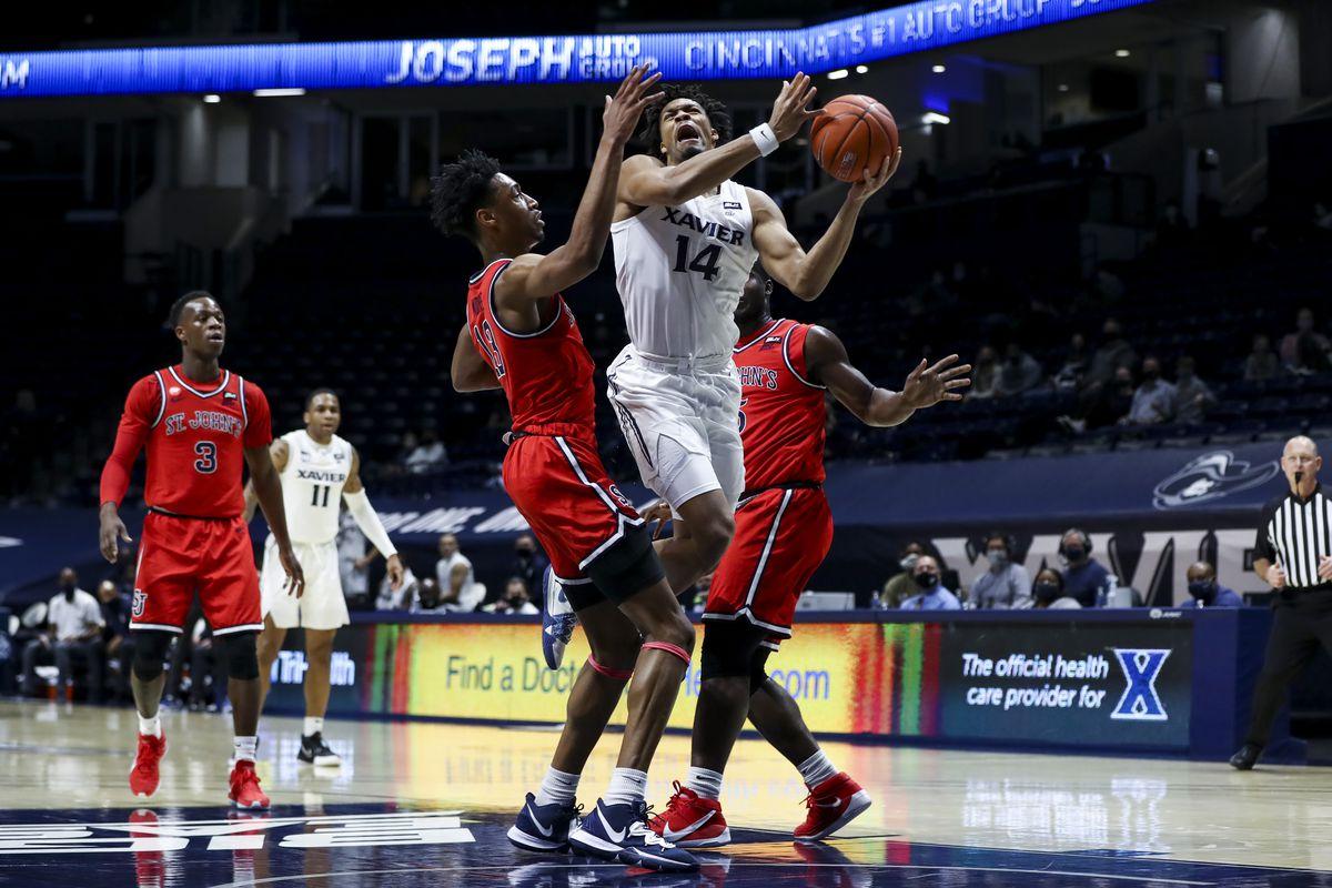 NCAA Basketball: St. John at Xavier