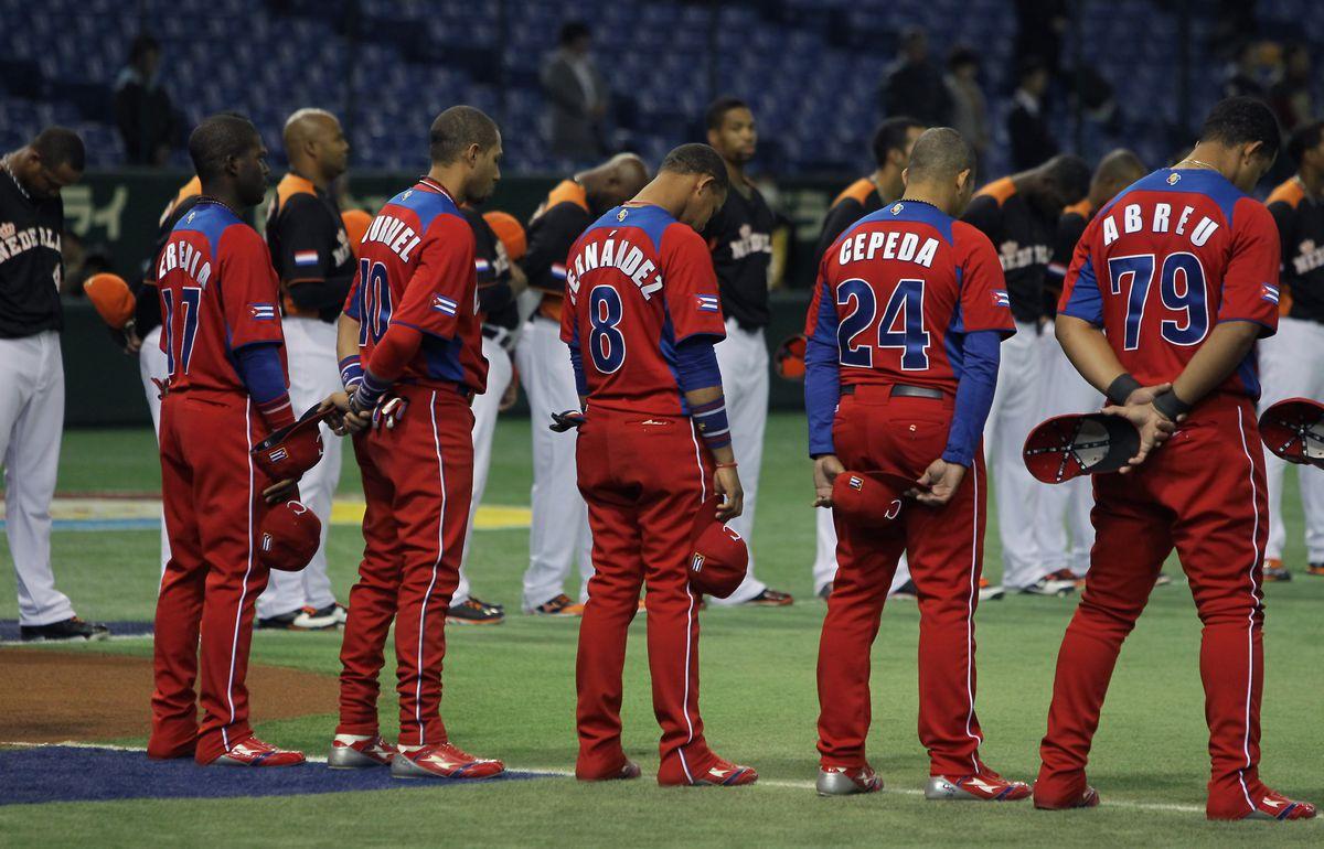 Cuba v Netherlands - World Baseball Classic Second Round Pool 1