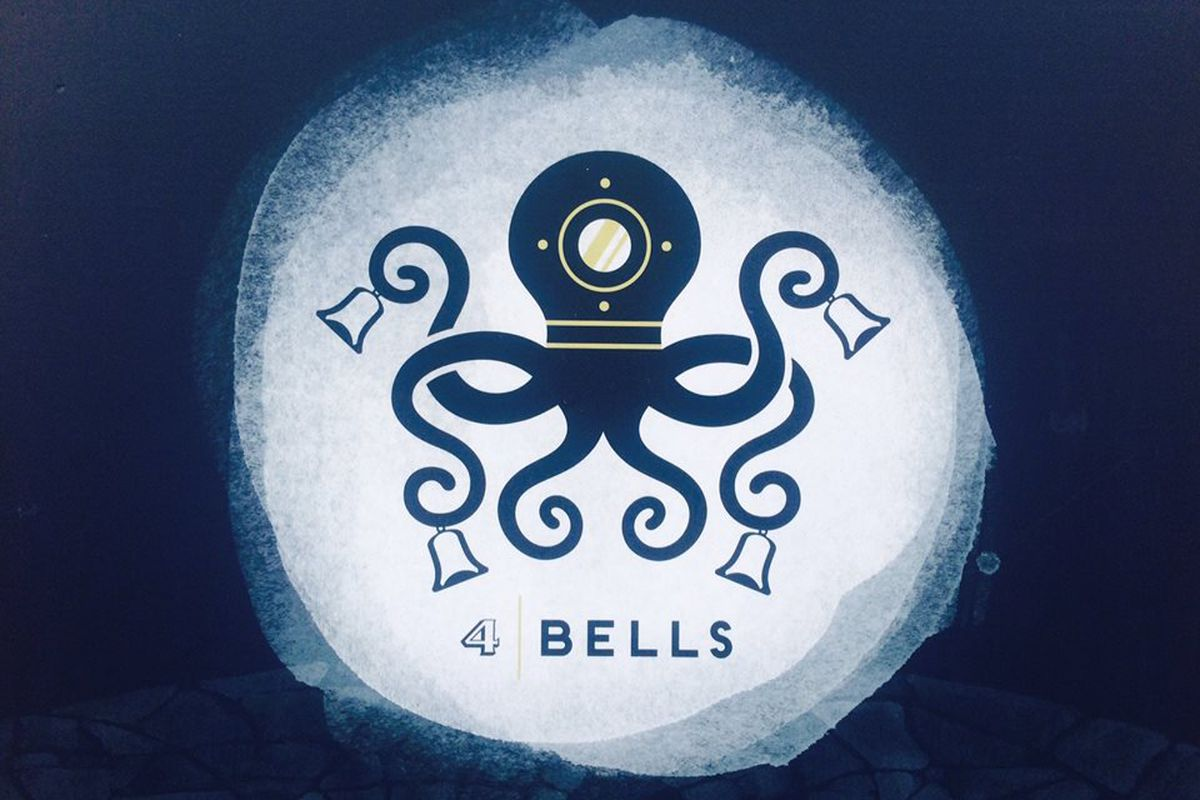 Named for the surrounding churches, 4Bells is ready for business.