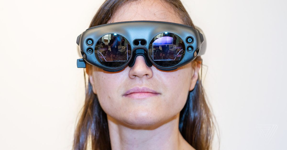 I tried Magic Leap and saw a flawed glimpse of mixed reality's amazing potential
