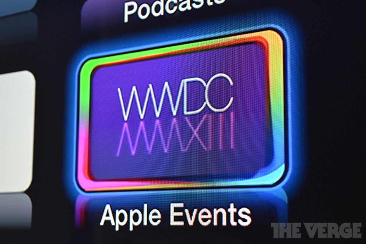 Apple TV WWDC stream