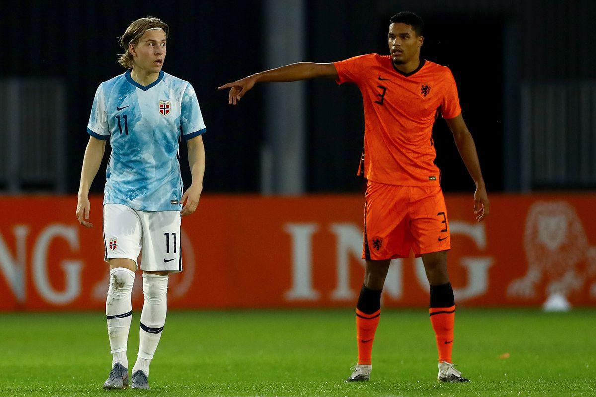 UEFA Euro Under 21, The Netherlands v Norway