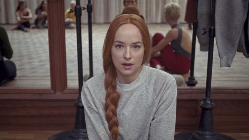 Suspiria1 Suspiria reimagines a cult classic as a bone-cracking tale of women, power, and pain