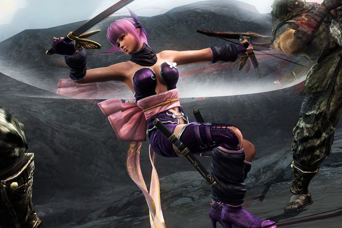 Ninja Gaiden 3 Razor S Edge Coming To Playstation 3 And Xbox 360