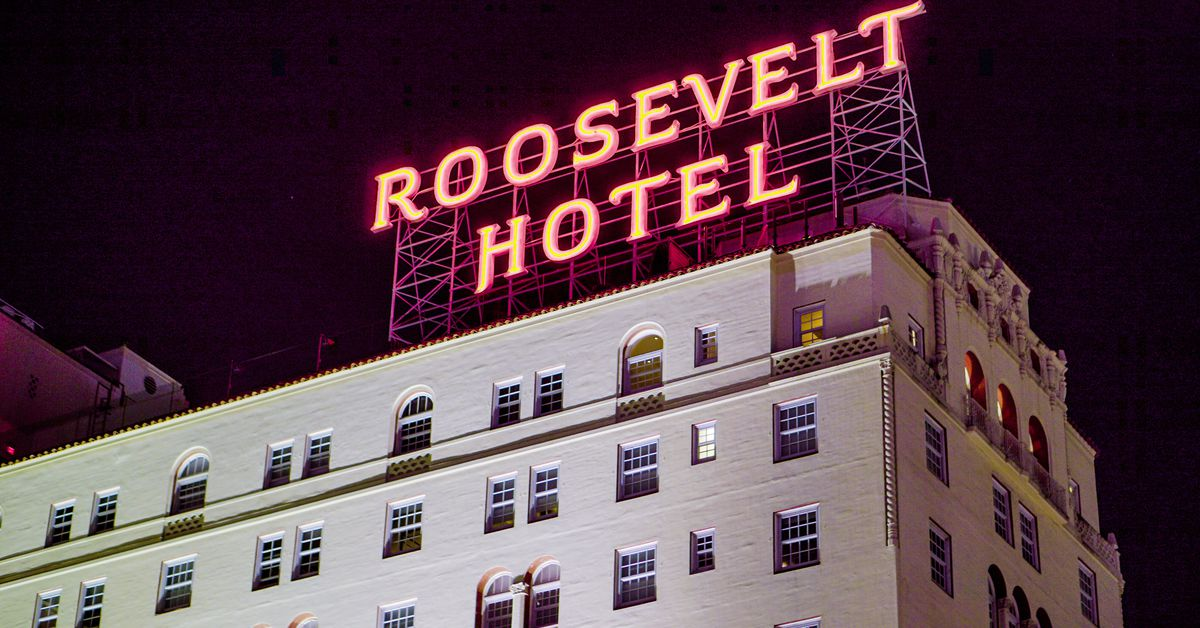 Meet the ghosts at LA's most haunted hotels